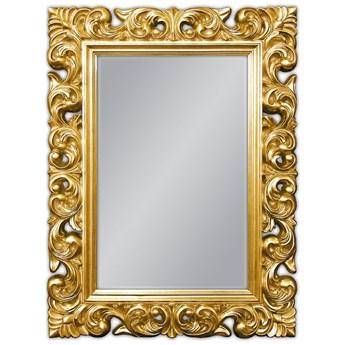 Barokowe złote lustro 121x91 cm PU-049 P