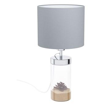 Eglo 99289 - Lampa stołowa LIDSING 1xE27/40W/230V