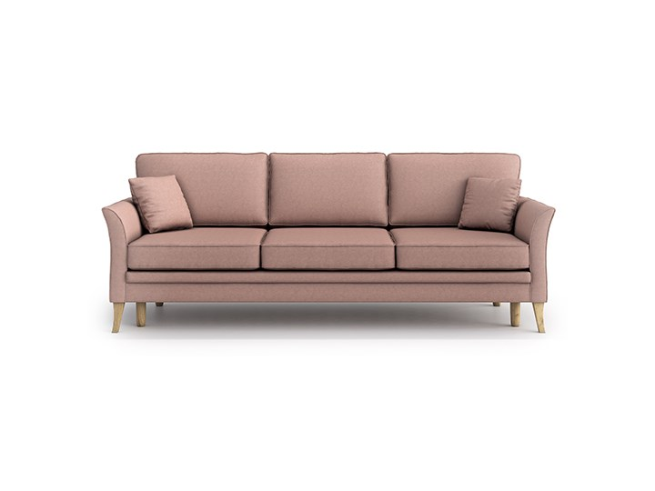 Sofa Juliett z funkcją spania, Marshmallow