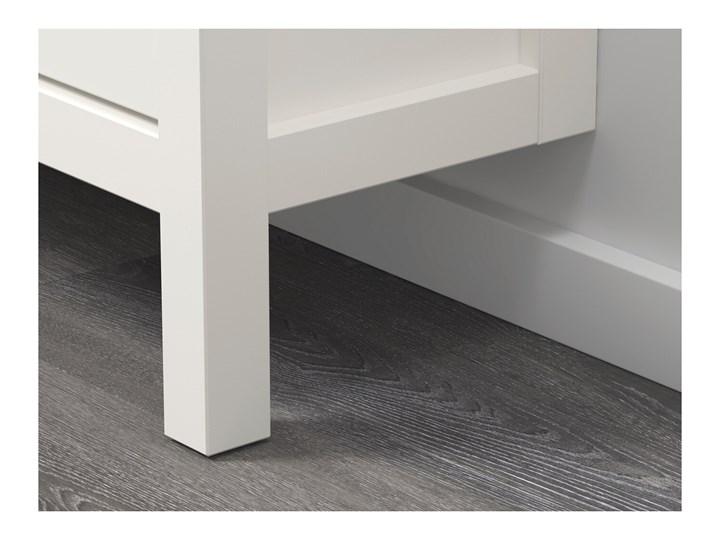 IKEA - HEMNES Szafka na buty, 4 przegrody