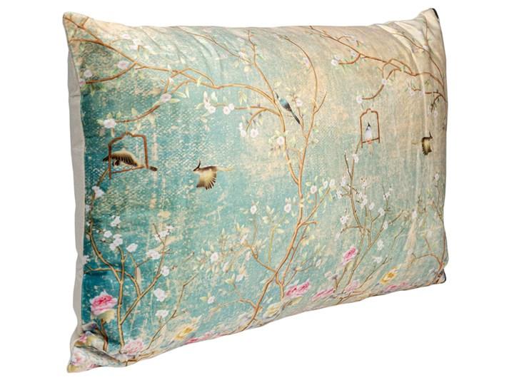 Poduszka Paradise 60x40 cm Poduszka dekoracyjna 40x60 cm Prostokątne Kolor Miętowy