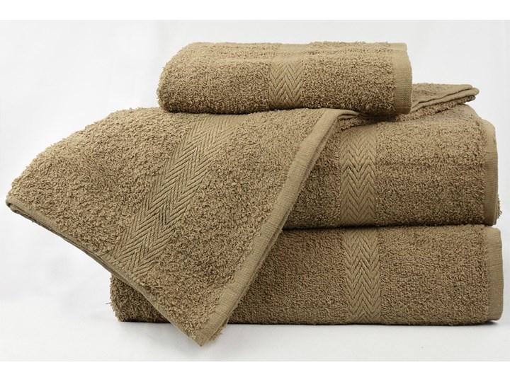 Komplet ręczników bawełnianych MADISON: Kolor - Beżowy Bawełna Kategoria Ręczniki Kolor Brązowy
