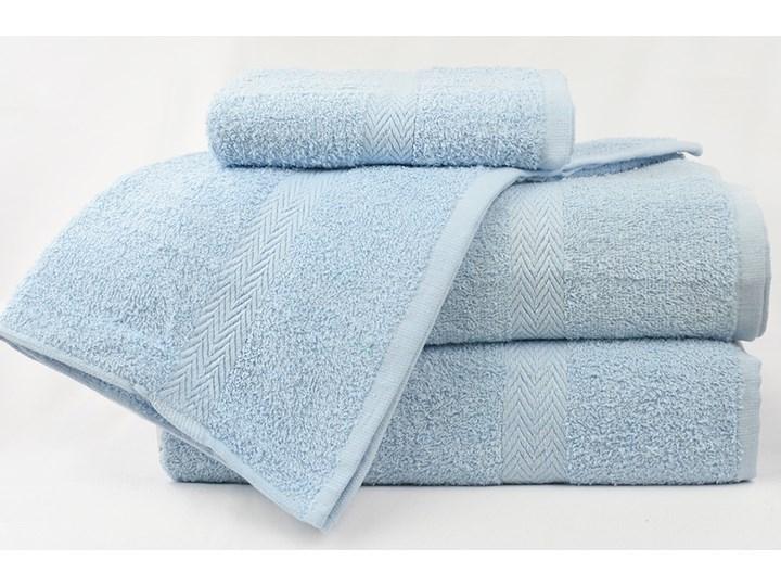 Komplet ręczników bawełnianych MADISON: Kolor - Błękitny Kategoria Ręczniki Bawełna Kolor