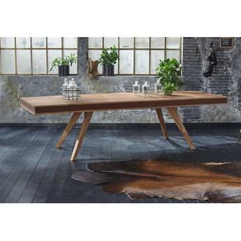 Stół drewniany jadalniany 200/290 cm Milan (bez szuflady)