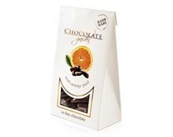 Saszetka skórka pomarańczowa w czekoladzie 125g Doti 6118