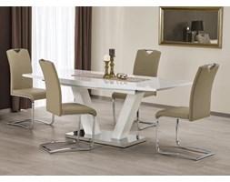 Elegancki biały stół rozkładany 160÷200 cm glamour