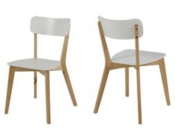 Krzesło Raven White&Natural - a52881