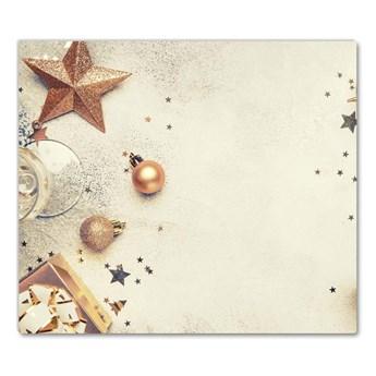 Deska kuchenna Boże Narodzenie Bombki