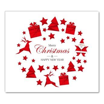 Deska kuchenna Boże Narodzenie Ozdoby Święta
