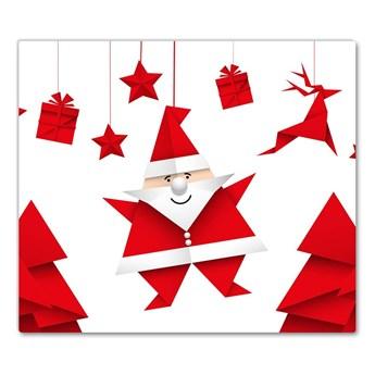 Deska kuchenna Święta Świety Mikołaj Prezenty