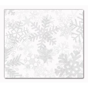 Deska kuchenna Zima Śnieg Płatki Śniegu