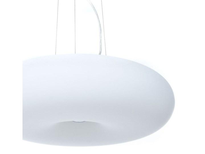 NOWOCZESNA LAMPA WISZĄCA BIANTE D50 Metal Lampa z kloszem Lampa z abażurem Szkło Styl Nowoczesny