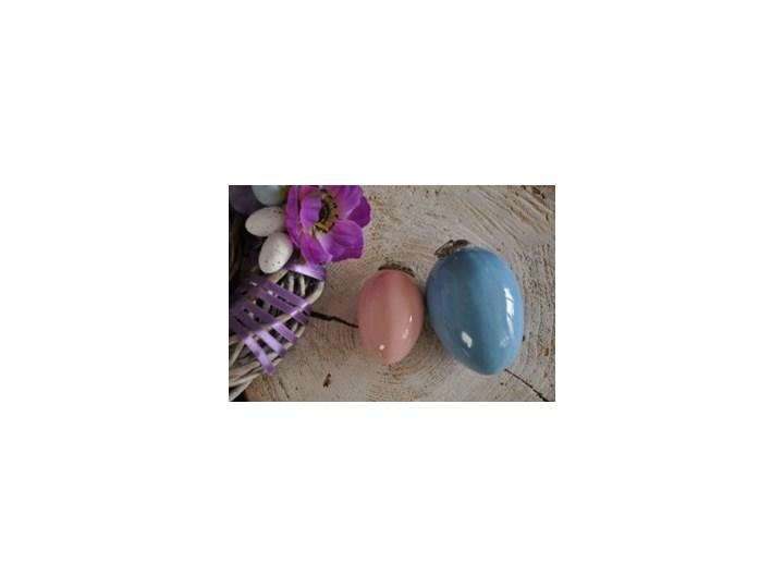 Jajko ceramiczne duże zawieszka