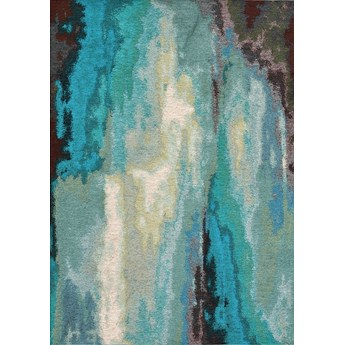 Dywan Carpet Decor Magic Home LAGUNA aqua