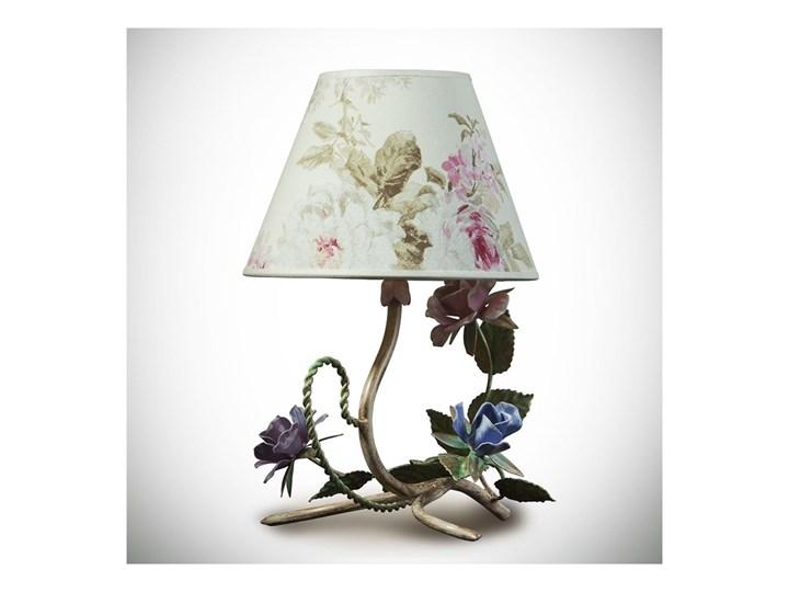 Lampa stołowa ROMANCE 1xE14/40W/230V 34 cm Lampa nocna Kategoria Lampy stołowe Lampa dekoracyjna Styl Klasyczny