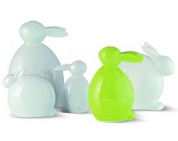 Philippi Saison - Królik stojący - 13 cm - zielony