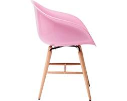 Kare design :: Krzesło z podłokietnikami Forum Wood - różowe