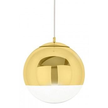 Lampa wisząca REFLEX UP 20 złota - szkło kod: XCP3341-20.GOLD