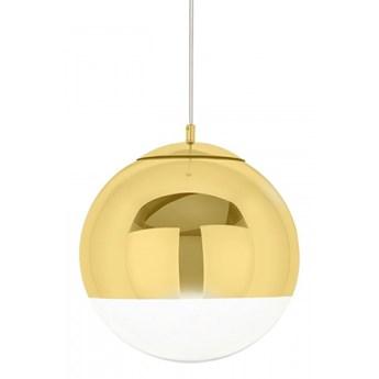 Lampa wisząca REFLEX UP 25 złota - szkło kod: XCP3341-25.GOLD