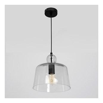 Żyrandol na lince BELL 1xE27/60W/230V przezroczysty