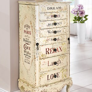 komoda na bi uteri feelings shabby chic komody zdj cia pomys y inspiracje homebook. Black Bedroom Furniture Sets. Home Design Ideas