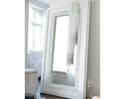 "Lustro ""Used Look"" XXL Shabby Chic"