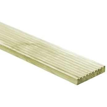 VidaXL Deski tarasowe, 18 szt., 150x14,5 cm, drewno