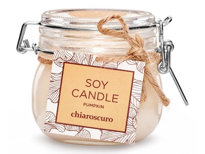Świeca sojowa Chiaroscuro Pumpkin 130 ml. 40 h. Kategoria Świeczniki i świece Świeca zapachowa Kolor Beżowy