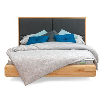 Łóżko Dome 160x200 cm Dąb
