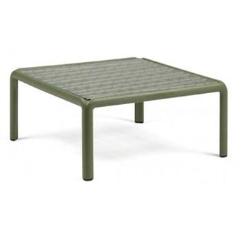 Nardi Stół Komodo Tavolino Vetro zielony