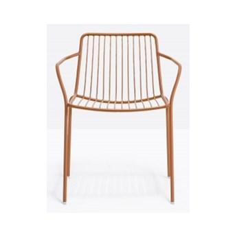 Pedrali Krzesło Nolita 3655 Pomarańczowy