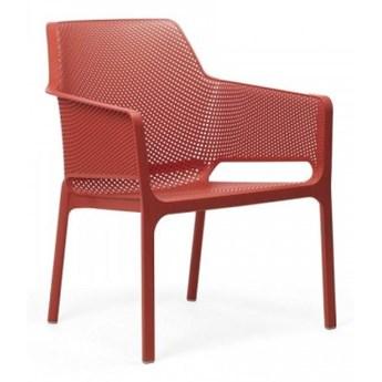 Nardi Krzesło Net Relax koralowy