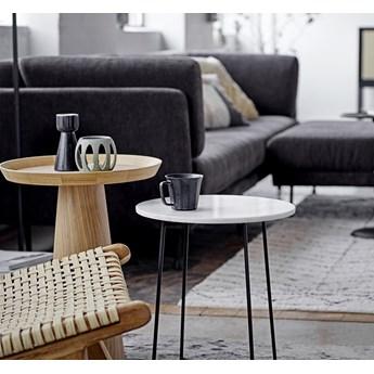 Świecznik Danis Ø8x16 cm czarny