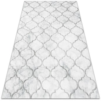 Nowoczesny dywan outdoor wzór Marokański wzór