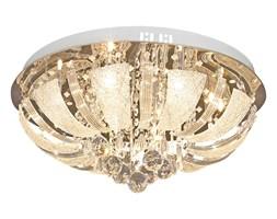 Nowatorski elegancki plafon Odessa LED styl glamour