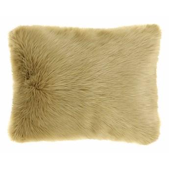 Poduszka dekoracyjna z futra KARAKUM