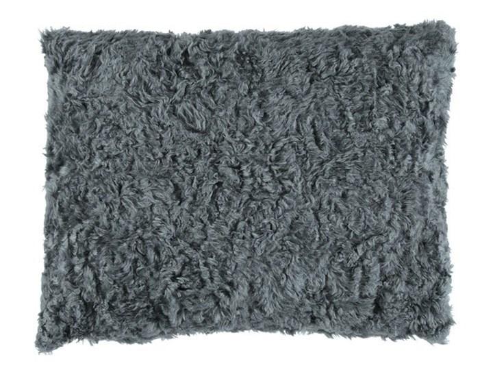 Poduszka dekoracyjna z futra ASTER 40x50 cm Prostokątne Poszewka dekoracyjna Wzór Jednolity Futro ekologiczne Kategoria Poduszki i poszewki dekoracyjne