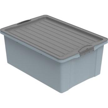 Pojemnik ROTHO Compact A4 Eco Niebieski