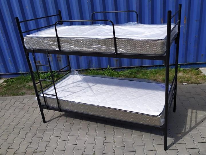ŁÓŻKO METALOWE PIĘTROWE ROZKŁADANE 80x200 - BOSTON Kategoria Łóżka dla dzieci Łóżko piętrowe Liczba miejsc Dwuosobowe